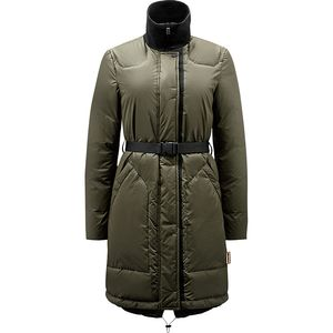 Hunter Boot Original Rubber-Touch Down Jacket - Women's