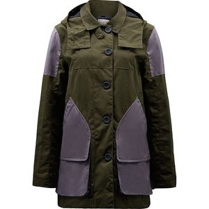Hunter Boot Original Wax Hunting Coat - Women's