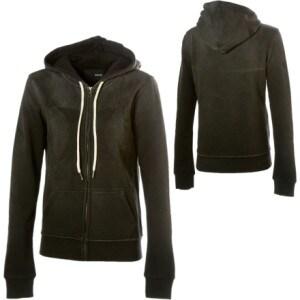 Hurley Beaumont Full-Zip Hooded Sweatshirt - Womens