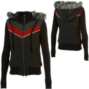 Hurley Rushworth Hooded Jacket - Womens