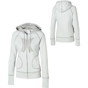 Hurley Christabel Full-Zip Hooded Sweatshirt - Womens