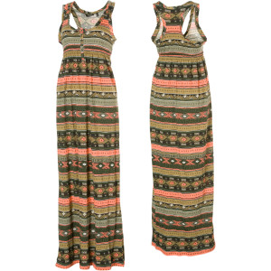 Hurley Emmaline Maxi Dress - Womens