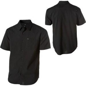 Hurley Striper Shirt - Short-Sleeve - Mens