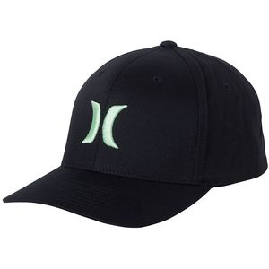 Hurley One and Only Black Hat