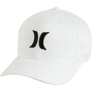 Hurley One & Only White Flexfit Hat
