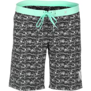 Hurley Phantom Printed 9in Beachrider Board Short - Women's