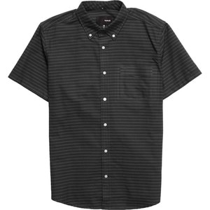 Hurley Ace Oxford Horizon Shirt - Short-Sleeve - Men's