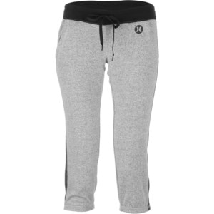 Hurley Dri-Fit Fleece Crop Pant - Women's