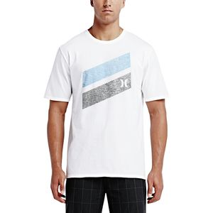 Hurley Icon Slash Push Through Prem Slim-Fit T-Shirt - Short-Sleeve - Men's