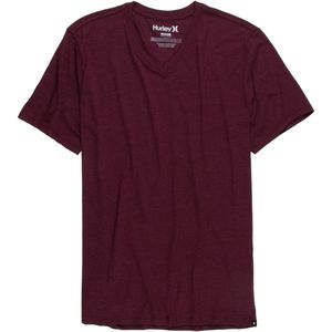 Hurley Staple Tri-Blend Prem Slim-Fit V-Neck - Short-Sleeve - Men's