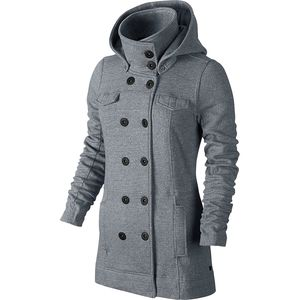 Hurley Winchester Fleece Hooded Jacket - Women's