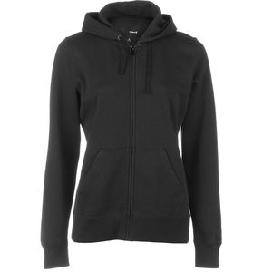 Hurley Solid Icon Full-Zip Fleece Hoodie - Women's