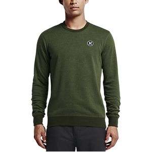 Hurley Dri-Fit League Fleece Crew Sweatshirt - Men's