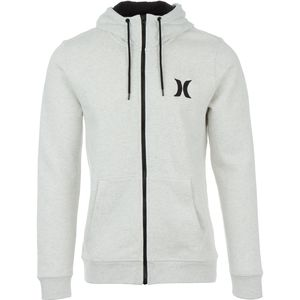 Hurley Surf Club Icon Fleece Full-Zip Hoodie - Men's
