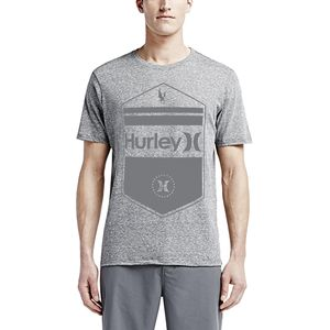 Hurley Six Points Tri-Blend Premium T-Shirt - Short-Sleeve - Men's