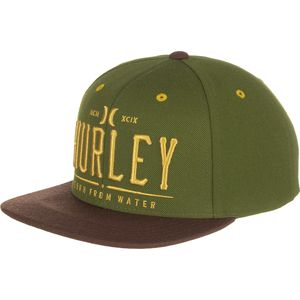 Hurley All Day Snapback Hat