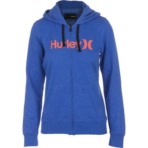 Hurley One & Only Icon Fleece Full-Zip Hoodie - Women's
