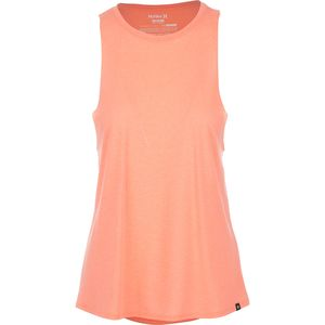 Hurley Staple Dri-Fit Biker Tank Top - Women's