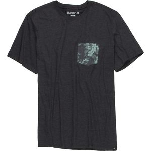 Hurley Floral Pocket Premium T-Shirt - Short-Sleeve - Men's
