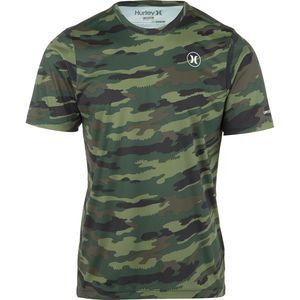 Hurley Dri-Fit Camo Surf T-Shirt - Short-Sleeve - Men's