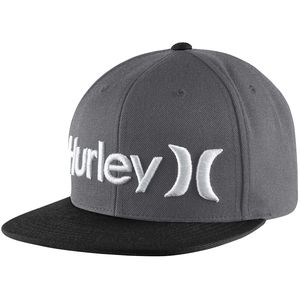 Hurley One & Only Snapback Hat