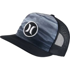 Hurley Block Party Flow Trucker Hat