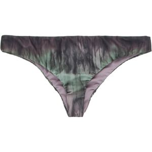 Hurley To Dye For Reversible Brief Bikini Bottom - Women's