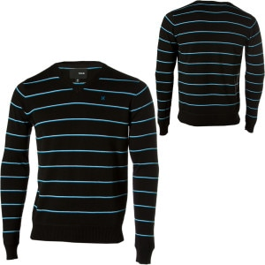 Hurley Crosstown V-Neck Sweater - Mens