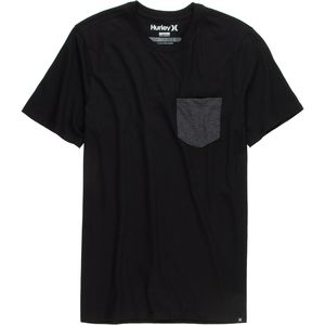 Hurley Staple Pocket Premium T-Shirt - Short-Sleeve - Men's