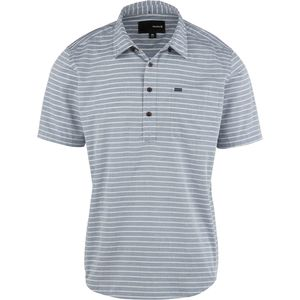 Hurley Ray Popover Shirt - Short-Sleeve - Men's