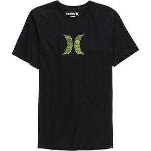 Hurley Icon Push Through Premium T-Shirt - Men's