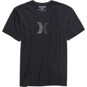 Hurley Icon Push Through Premium T-Shirt - Short-Sleeve - Men's