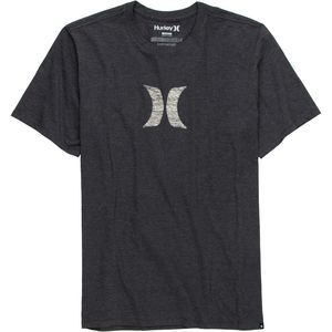 Hurley Icon Push Through Premium T-Shirt - Men's