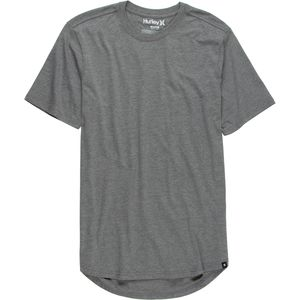 Hurley Staple Drop Tail Premium T-Shirt - Short-Sleeve - Men's