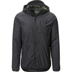 Hurley Recruit Full-Zip Jacket - Men's