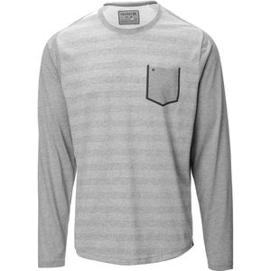 Hurley Dri-Fit Flow 2.0 Crew - Long-Sleeve - Men's
