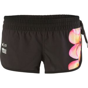 Hurley Phantom Clark Little Plumeria Beachrider Board Short - Women's