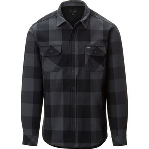 Hurley Clancy Flannel Shirt - Men's
