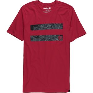 Hurley Horizontal Dri-Fit Premium T-Shirt - Men's