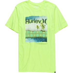 Hurley Lorem Slim T-Shirt - Men's