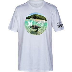 Hurley Clark Little Honu Krush T-Shirt - Men's