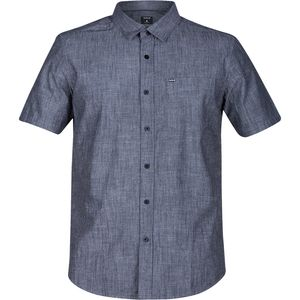 Hurley One & Only Short-Sleeve Shirt - Men's
