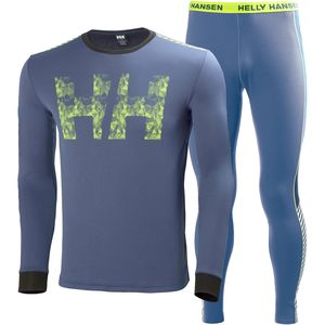 Helly Hansen Active Flow Long Underwear Set - Boys'