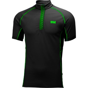 Helly Hansen Pace 1/2-Zip Lifa Flow Shirt - Short-Sleeve - Men's