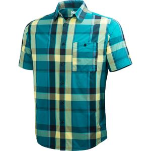 Helly Hansen Jotun Traverse Shirt - Short-Sleeve - Men's