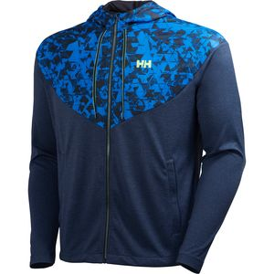 Helly Hansen VTR Cruzn Full-Zip Hooded Jacket - Men's