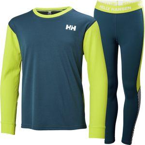 Helly Hansen Jr Lifa Active Long Underwear Set - Boys'