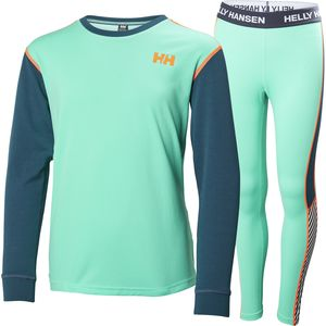 Helly Hansen Lifa Active Long Underwear Set - Girls'