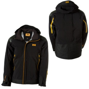 photo: Helly Hansen Atlas Flow Down Jacket 3L snowsport jacket