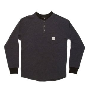 Iron and Resin Paradigm Henley - Men's